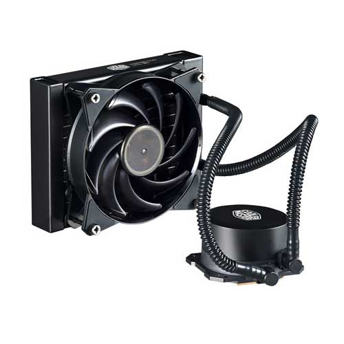 Cooler Master Masterliquid Lite 120 Cpu Cooler Amd Socket Am4 Mlw D12m A20pw R1